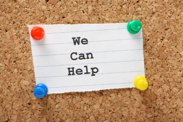 Parents, do you need assistance with food, child care, bills, clothing, holiday help or technology help?
