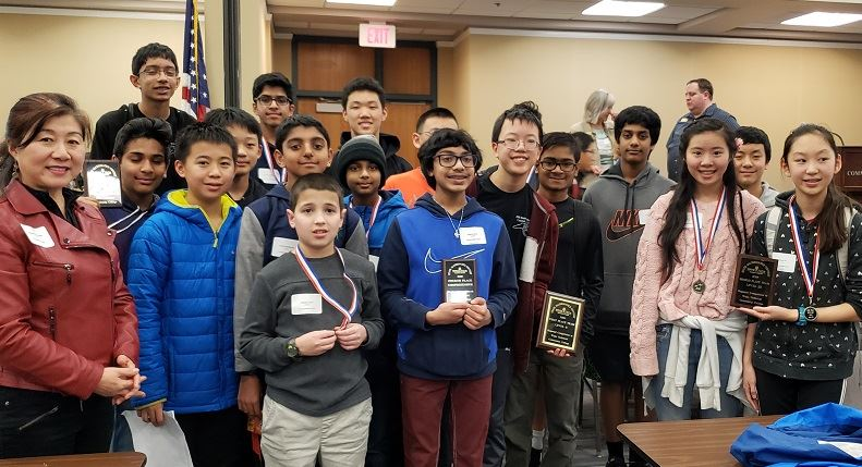 State Math Contest 2019