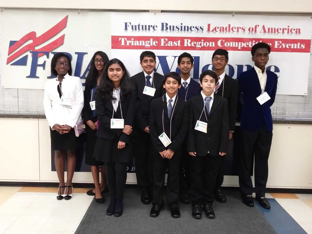 FBLA Students Advance to State Competition
