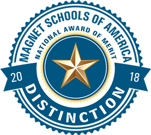 magnet schools of America 2018 distinction award