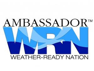 We are NOAA Weather Ready Nation Ambassador Program