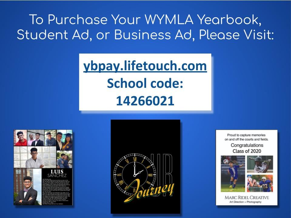 Yearbooks and Ads for Purchase