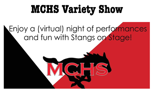 Variety Show Flyer