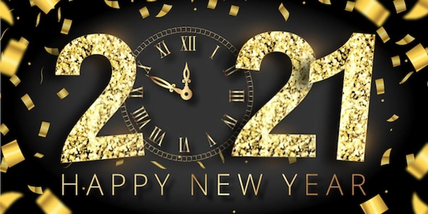 Happy New Year 2021 - 1.1.2021 Memo