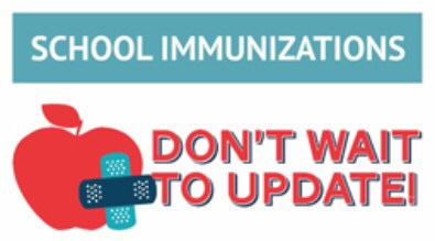Rising K & 7th Grade Immunizations