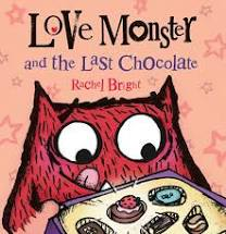 Book Love Monster and the Last Chocolate