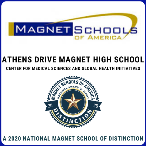 Athens Drive Magnet High School: A 2020 National Magnet School of Distinction