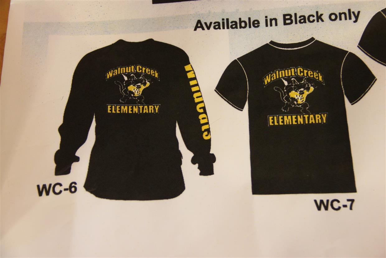 Spirit Wear Available