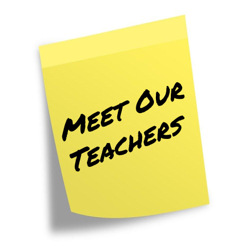 Get to know our wonderful teachers