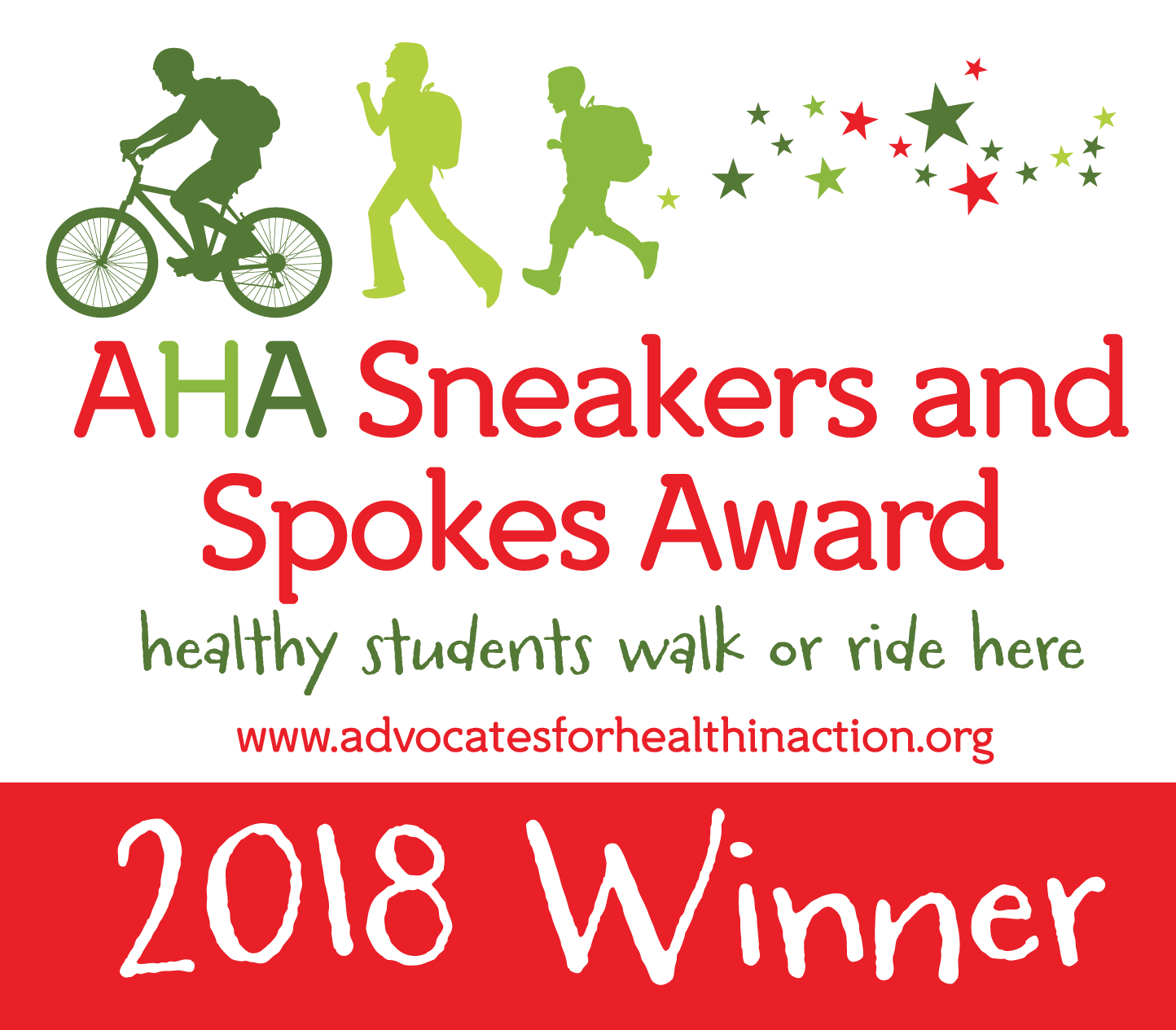 sneakers and spokes award