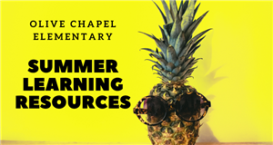 OCE Summer Learning Resources