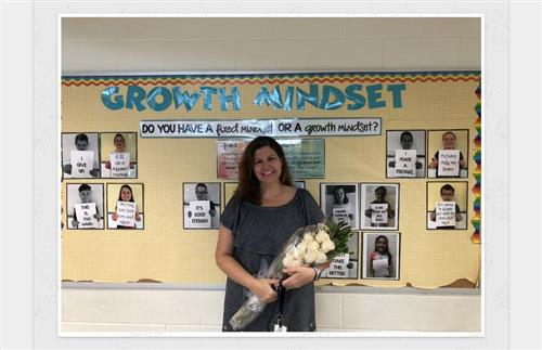 2018 Teacher of the Year