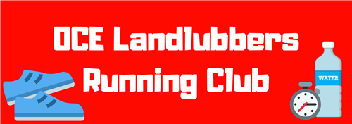banner image of the landlubbers running club