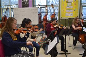 Orchestra Class