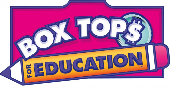 Box Tops for Education Spring Collection
