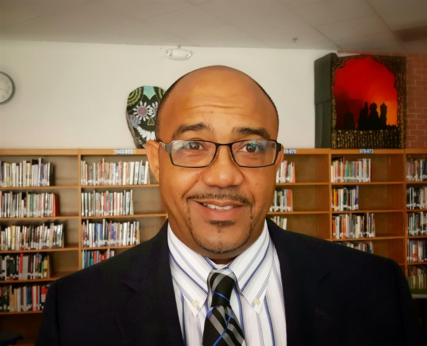 Mr. L. Glenn Horton, Jr - Administrative Intern