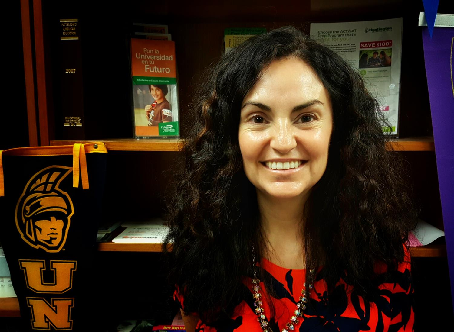 Ms. Julieta Ventura  - Assistant Principal of Instruction, NBCT