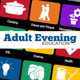 Adult Evening Education