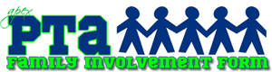 family involvement form