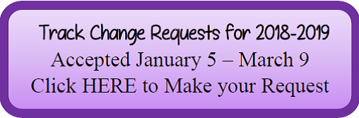 Track Change Request Form