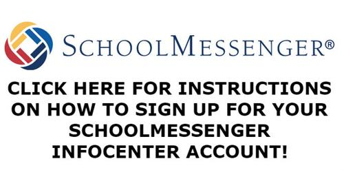 SchoolMessenger Sign Up