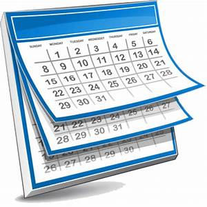 Cohort Calendar:  English & Spanish