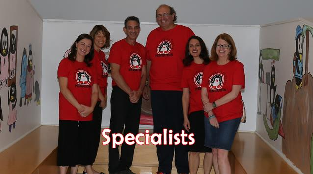 Specialist Teachers