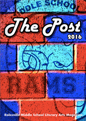 cover image of 2016 issue of The Post