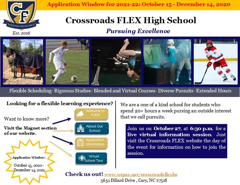 Crossroads FLEX High School / Homepage