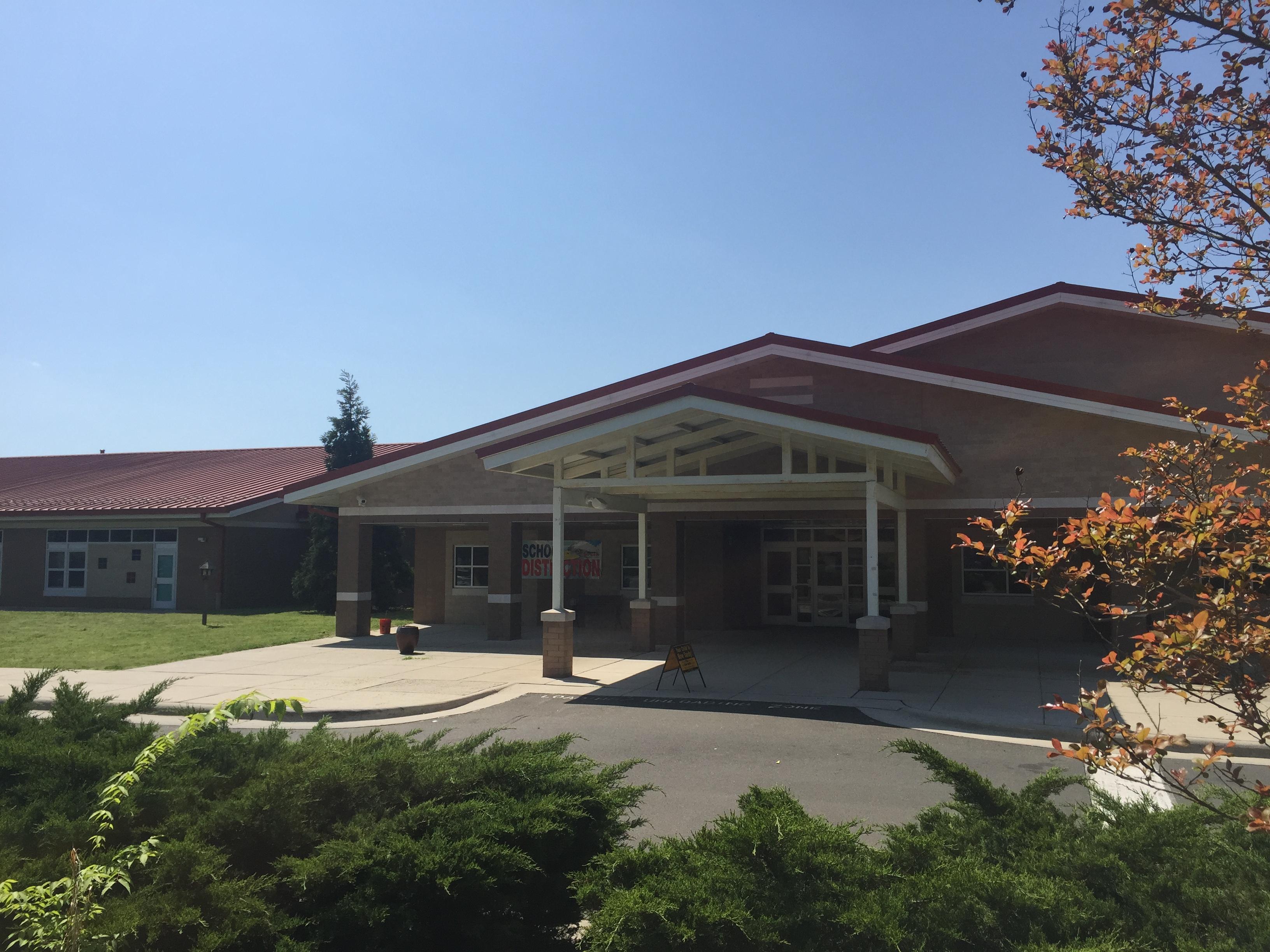 harris creek elementary homepage