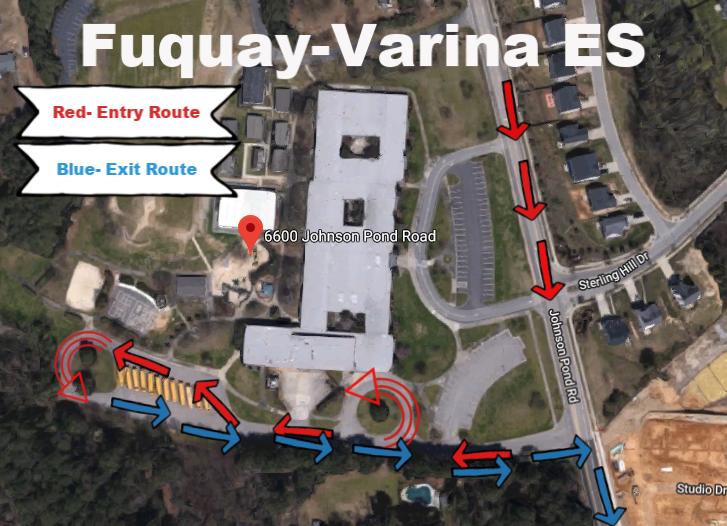 Fuquay-Varina Elementary School / Homepage