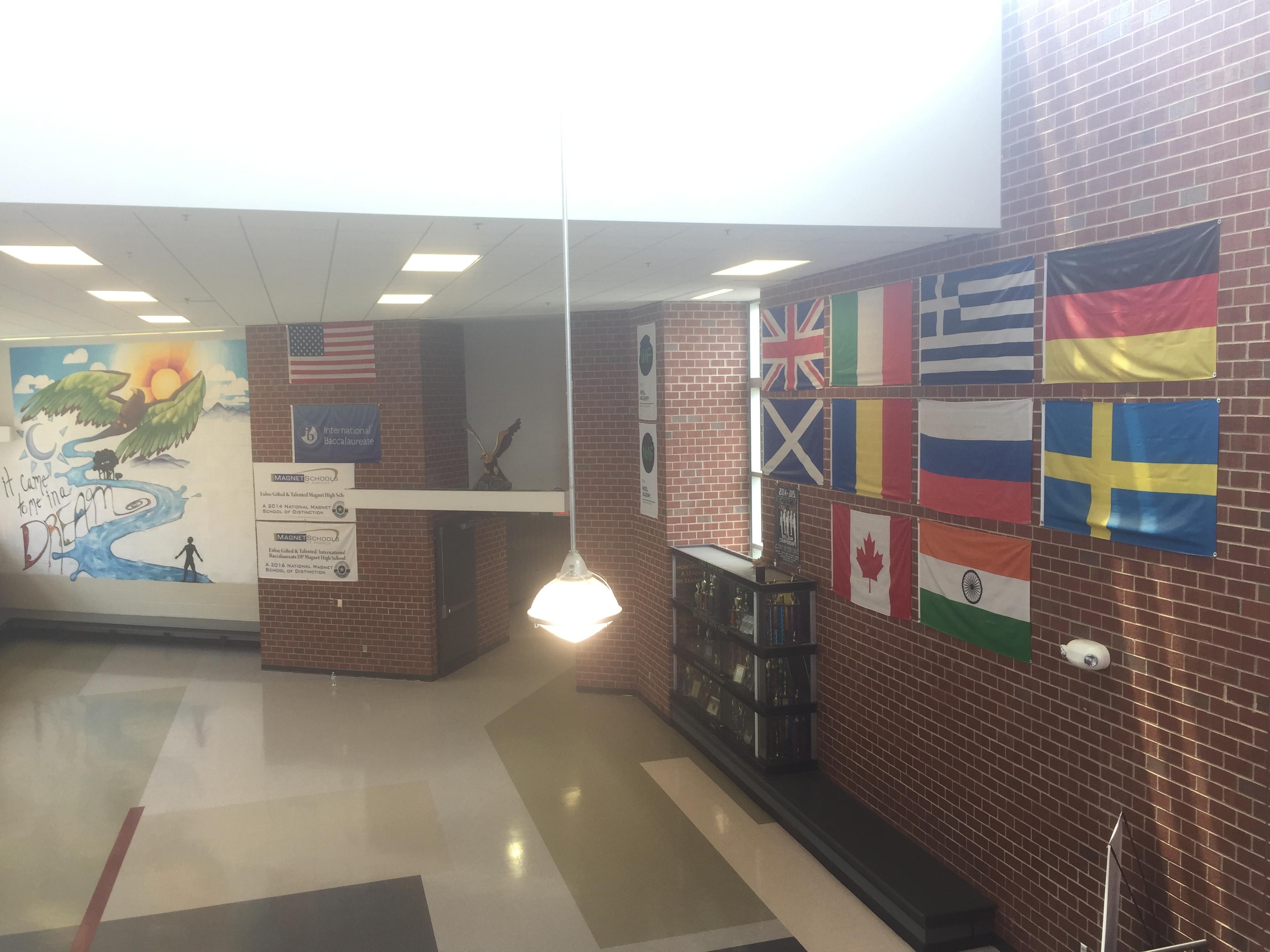 Enloe Magnet High School Homepage