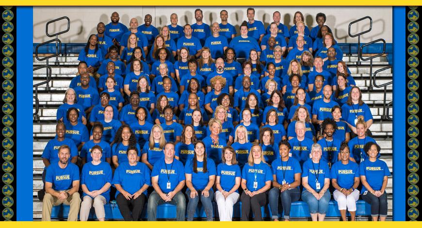 East Garner Magnet Middle School / Homepage