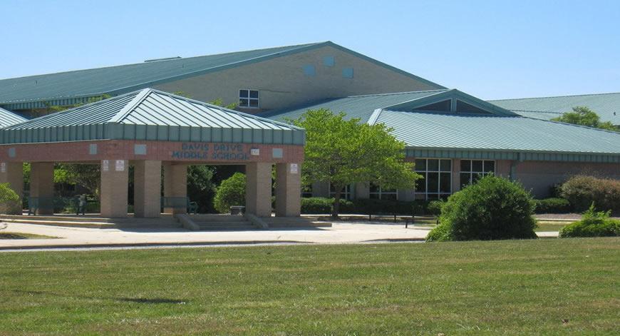 Davis Drive Middle School Homepage