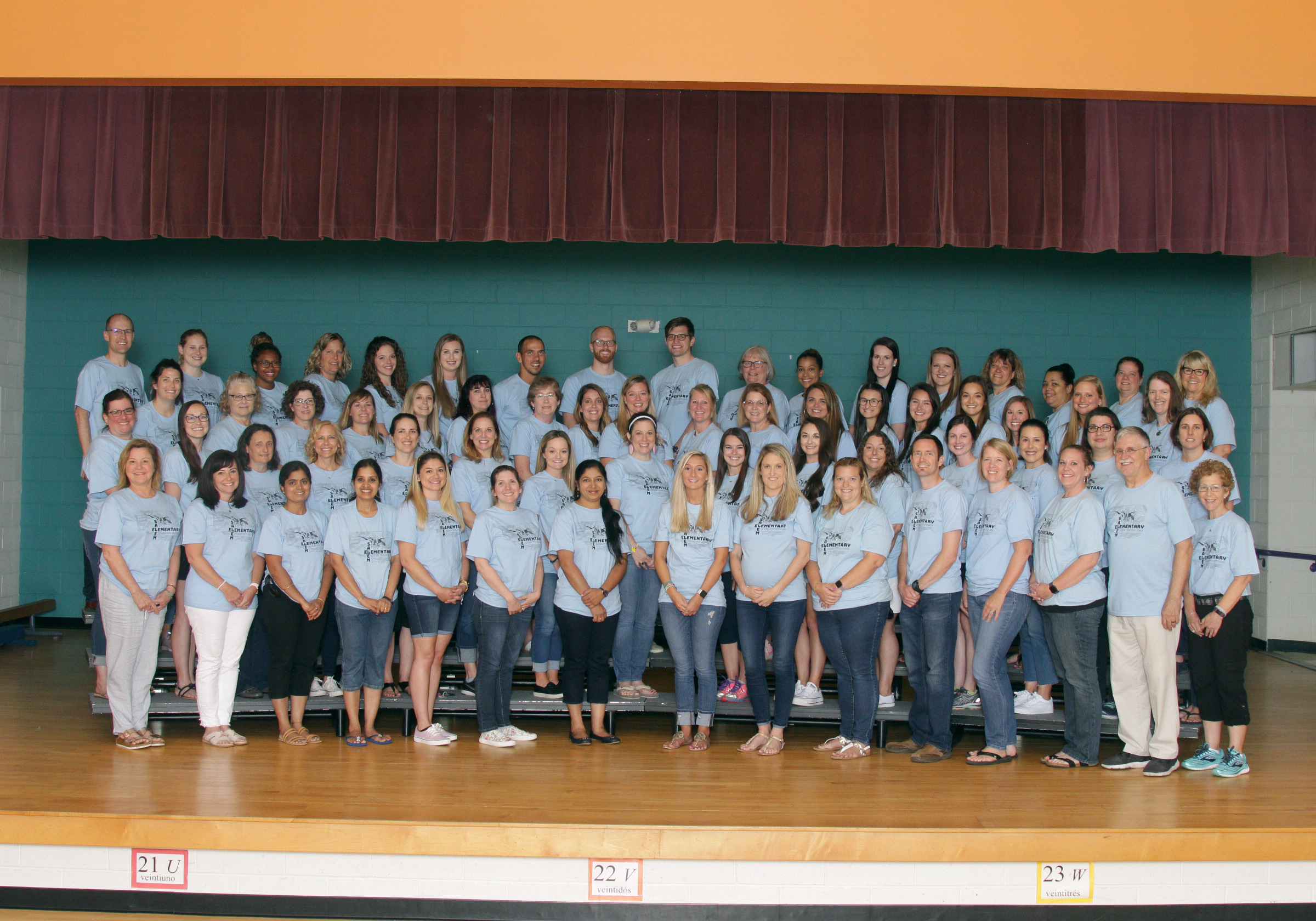 Salem Elementary School / Homepage