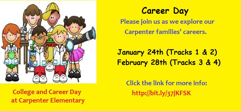 Carpenter Elementary School / Homepage