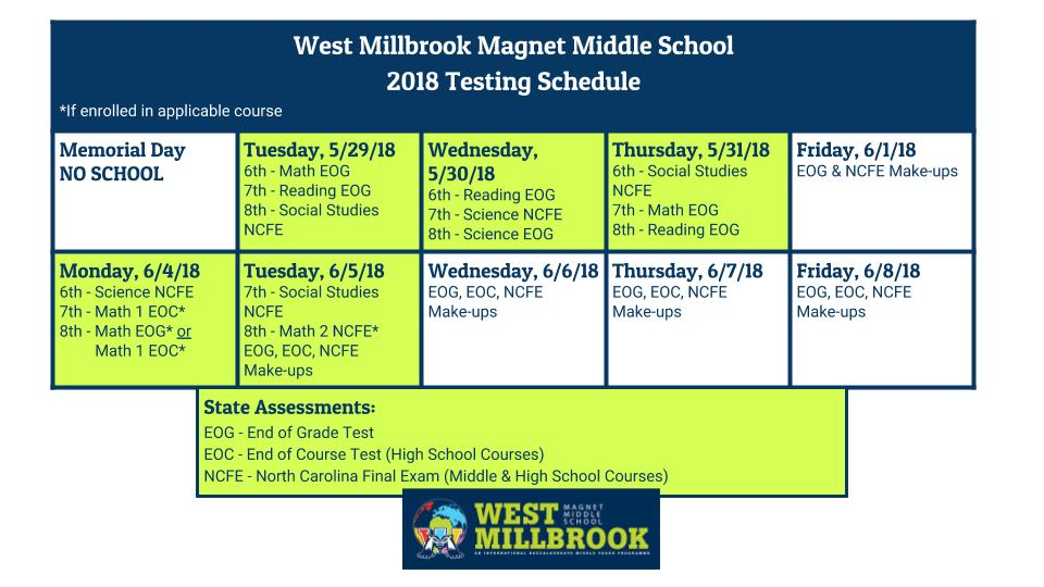 west millbrook middle school homepage - West Website