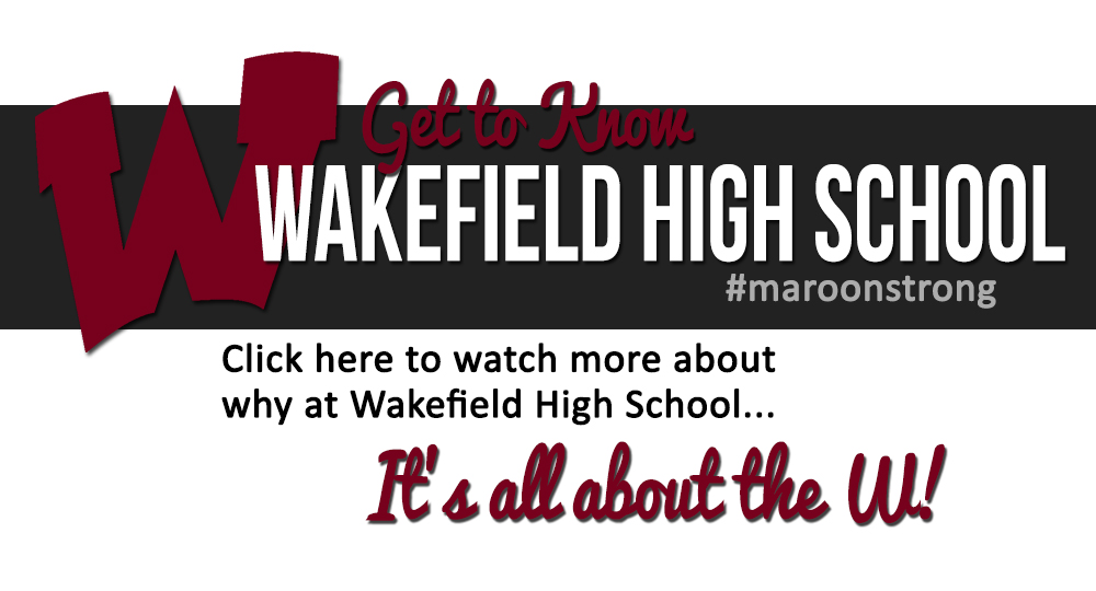 Wakefield High Homepage