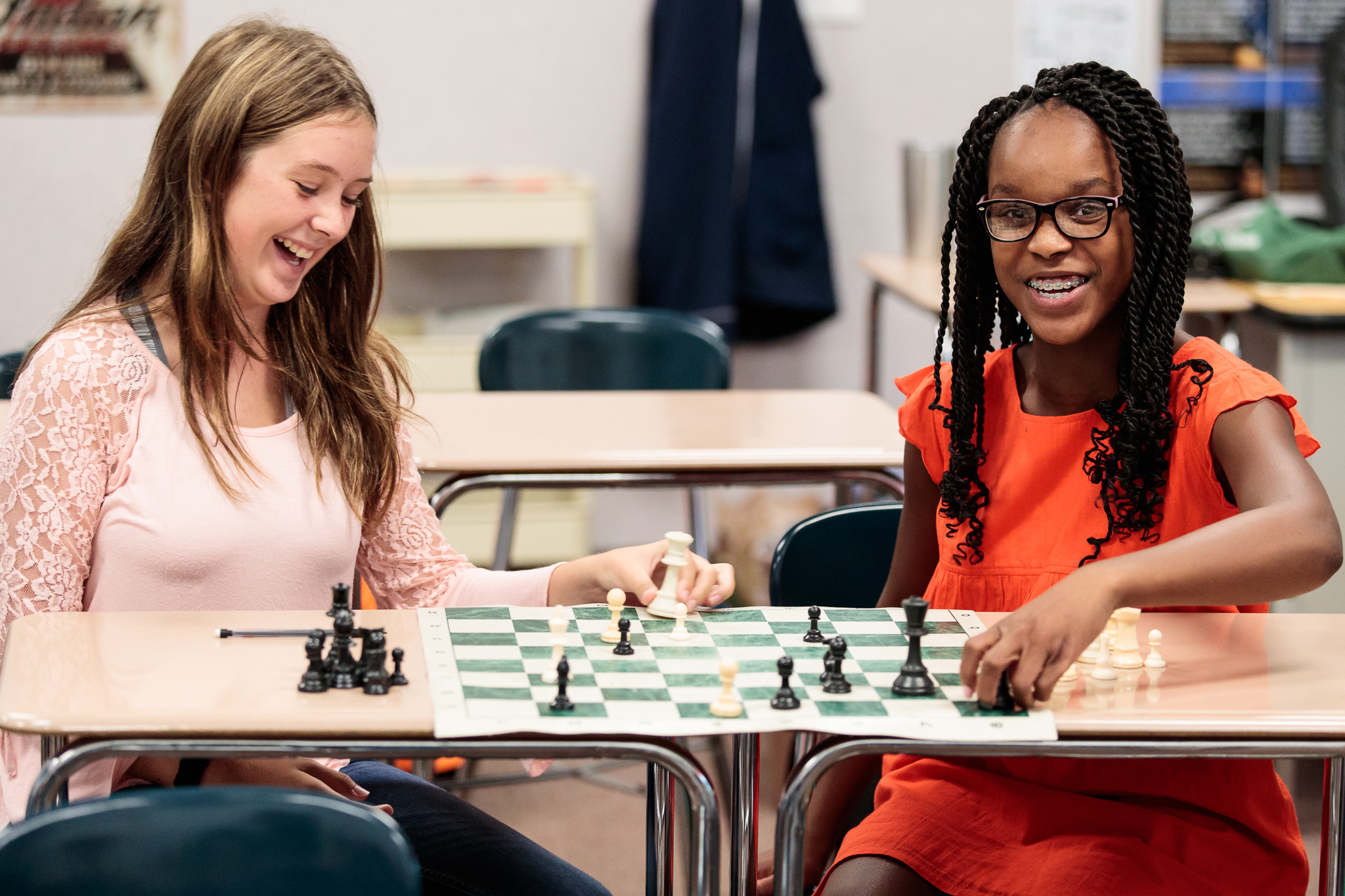 Martin gt middle school homepage chess in action ccuart Choice Image